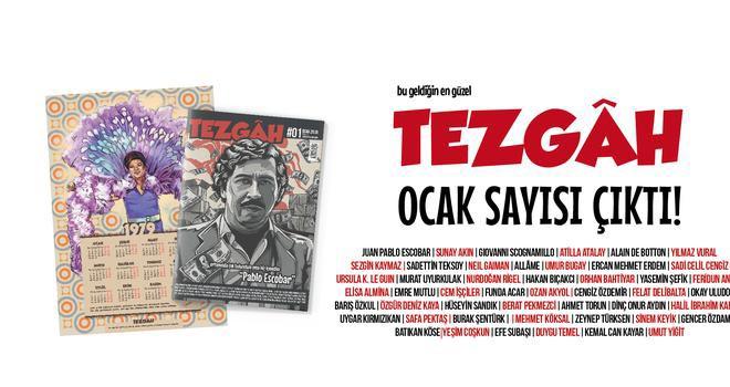 Tezgâh Dergi'nin ilk sayısı çıktı
