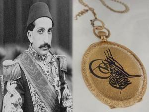 2. Abdülhamid'in rekor fiyatla satıldığı söylenen saati satılmamış