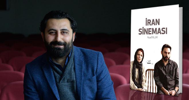 Rıza Oylum'la İran sineması üzerine söyleşi ve imza